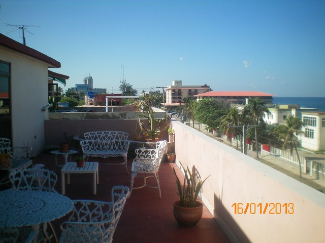 47- ONE BEDROOM STUDIO APARTMENT WITH SEA VIEW HAVANA